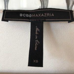 BCBGMaxAzria Tops - Sleeveless Tie-Up Blouse